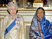 President Pratibha Patil and Britain