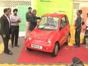 <P>Electric cars in India are all set for mass distribution as Mahindra REVA Electric Vehicles Pvt. Limited launched its REVAi in Pune on Friday. Mahindra Reva intends to extend the market throughout the country by making the electric car available at several Mahindra outlets across the country. He appreciated the stand of Government of India to give 20% subsidy on electric vehicles.</P>