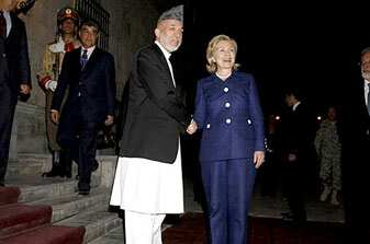 Pak knows where Osama is: Hillary sticks to tough stand ...