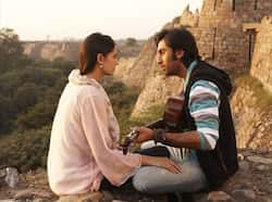 A still from the movie Rockstar. Nargis-Ranbir