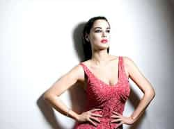 The cast of the film include Javier Bardem, Dame Judi Dench, Naomie Harris and Berenice Marlohe. HOT BOND BABE: Berenice Marlohe
