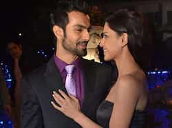 Veena has allegedly dumped Ashmit Patel for her new show Veena Ka Swayamvar. IN THE EYE OF THE STORM! Veena Malik