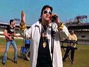 <P>Cricket fever is taking its toll on Bollywood too. Btowns musician Bappi Lahiri has composed a song to boost the morale of the Indian team for the cricket World Cup. The song titled Come On India has been composed specially keeping the Indian team in mind and the composer hopes it would provide the right fillip to the team in crunch situations to help it come out on top. Lahiri also said that the Indian captain Mahendra Singh Dhoni and star batsman Sachin Tendulkar were his favourites.</P>