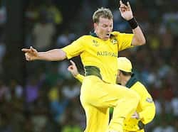 Brett Lee: With the fading away of a generation of stellar Australian fast bowlers, Lee has taken over the baton. He has taken 12 crucial wickets at an economy of 4.16. Hits and misses of WC