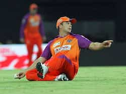 Brad Hodge of Kochi Tuskers in action against Chennai Super Kings during their IPL match in Chennai. Super Kings beat Kochi Tuskers