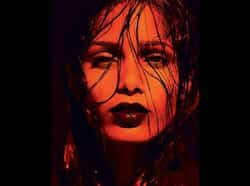 Topless Freida Pinto and her dark side