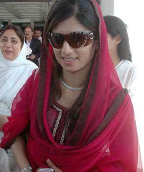She was born on 19 January 1977 in Multan, Punjab, Pakistan. Profiling Hina Rabbani Khar