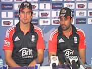 <P>England tied the 4th one-day international (ODI) against India to win the Natwest series after rain played spoilsport in Englands national capital London on Sunday. The fourth match had to be stopped as rain poured to halt the match. England was cruising towards victory as it needed eleven runs to win from seven balls with two wickets in hand. England lead the series 2-0 ahead of the final match at Cardiff scheduled to be played on Friday. While speaking to mediapersons at a news conference after the match, England captain Alastair Cook stated that they would have surely won the match had it not rained. Englands Ravi Bopara who made an impressive 96 runs, while talking to the media, expressed his disappointment for not winning the match.</P>