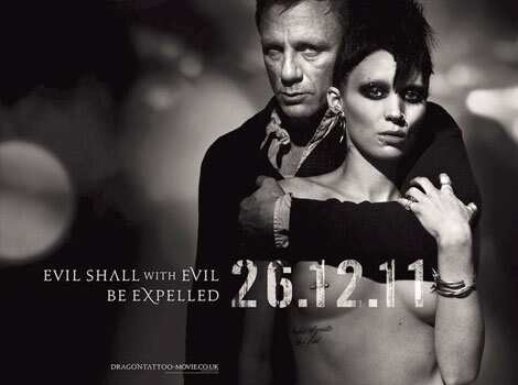 The Girl With The Dragon Tattoo is about a journalist (Daniel Craig) who is aided in his search for a woman who has been missing for forty years by Lisbeth Salander (Rooney Mara), a young computer hacker. Mara was nominated Best Actress for the film. Oscar Nominations announced