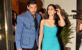 John Abraham is all set to tie the knot with the investment banker. LOVESTRUCK! John Abraham with Priya