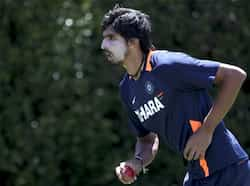 Ishant Sharma is seen during a training in Sydney, Australia. AP Photo/Rob Griffith Gearing up for Sydney Test