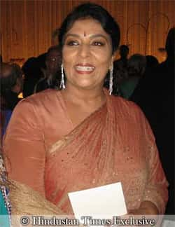 Congress MP Renuka Chowdary was also spotted. HT EXCLUSIVE: Saifeena