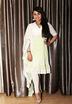 Rani Mukerji looks gorgeous while promoting Aiyya in the capital. Ravishing Rani promotes Aiyyaa in Delhi
