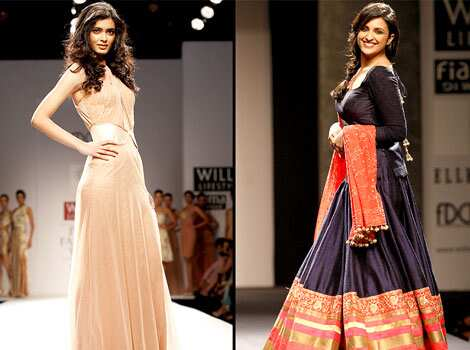 Wills Lifestyle India Fashion Week is back once again! As Parineeti Chopra and Diana Penty walked the ramp at the WLIFW, here
