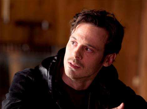 Scoot McNairy plays the crucial character of Frankie in the film. Hollywood Release: Brad Pitt