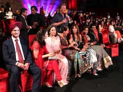 Bollywood was in full attendance at the wedding. Big Bollywood Bash: Celebs at Rishika Lulla