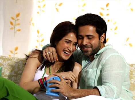Emraan Hashmi and Sagarika Ghatge in a still from Rush. Bollywood Release: Rush