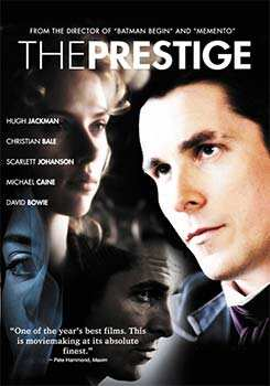 In The Prestige (2006) , Scarlett plays the beautiful Olivia Wenscombe, assistant to magician Robert Angier (Hugh Jackman) Hollywood
