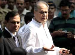 Industrialists VN Dhoot and Rahul Bajaj at Matoshree to visit ailing Shiv Sena chief Balasaheb Thackeray who was reported in critical condition in Mumbai. (PTI Photo) Nov 17: Day in pics