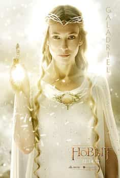 The Hobbit will once again see Cate Blanchett playing the Great Elven woman Galadriel. Hollywood Release: The Hobbit: An Unexpected Journey