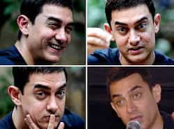 Aamir Khan is a treat for photographers! Not just because he