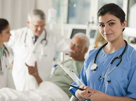 Sister concern: Skilled nurses help reduce the period of hospital stay of the patient by promoting quick recovery Hot careers on the horizon!