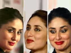 Kareena Kapoor is very expressive when it comes to emoting! The newly married actress was spotted making many faces at a recent press conference for 58th Idea Filmfare Awards. CAUGHT YA! Kareena Kapoor at Idea Filmfare Awards conference