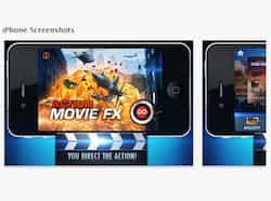 "Action Movie FX: Action Movie FX lets you add Hollywood FX to iPhone movies you shoot! Select a Scene like ""Missile Attack,"" film a target and Action Movie FX adds an incoming missile and its explosion right into your movie! 25 Apple apps you must download"