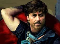 Sunny Deol in the first look from Bhaiyaji Superhit. Cinema photos