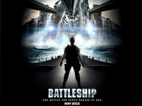 Battleship is the story of a fleet of ships is forced to battle with an armada of a vessels of unknown origin in order to discover and thwart their destructive goals. Hollywood Release: Rihanna