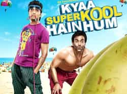 Riteish, Tusshar in a still from Kya Super Kool Hain Hum. Cinema photos