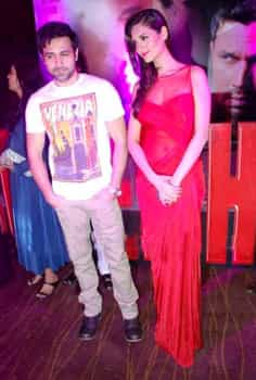 Post Jannat 2, Emraan Hashmi joins the bankable stars league. Emraan-Esha at Jannat 2 success bash