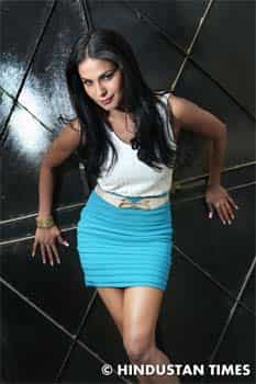 Veena Malik, aka Madam Malai was in Delhi to promote her latest film Daal Mein Kuch Kaala Hai. The lady looked like a million bucks as usual. PICTURE PERFECT! Veena Malik in a photoshoot