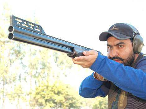 Ronjan Sodhi (Double Trap): The 33-year-old shooter from Punjab won the Olympic berth by winning silver medal in the world cup held in Beijing, China, in 2011. He is DSP in the Punjab Police Force and is an Arjuna awardee. London Olympic 2012 squad