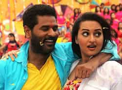 Sonakshi Sinha has done her first item song Go Govinda in Akshay Kumar