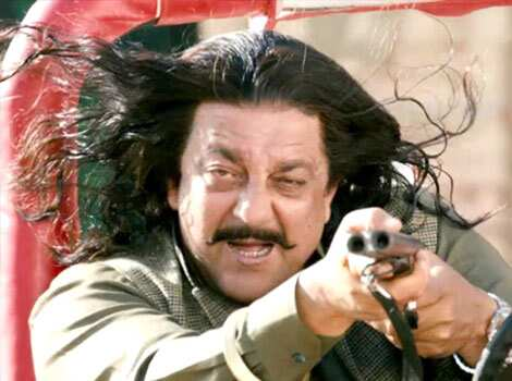 Actor Sanjay Dutt in a still from Son of Sardaar DIWALI RELEASE: Son of Sardaar