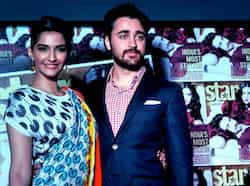 Sonam Kapoor and Imran Khan starred together in I Hate Luv Storys. (Photo: AFP) SIZZLING CHEMISTRY: Sonam Kapoor & Imran Khan