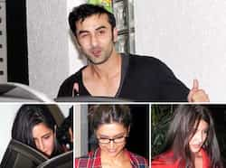 Bollywood was in full attendance at Ranbir Kapoor