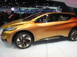 Nissan Resonance: Winner of the 2013 Detroit motor show concept car of the year, the Resonance Concept is expected to go into production as a replacement for the existing Murano SUV and will feature a range of hybrid as well as more traditional powertrains. Photo:AFP Top 10 green cars at the Detroit auto show