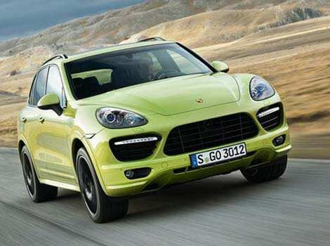Porsche will unveil a new version of the Cayenne GTS, complete with sporty chassis and tuned V8.  Beijing Motor Show 2012 preview
