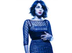 Always interested in music, Norah played her first gig at 16, in a Dallas coffee shop where she performed I'll Be Seeing You (Image courtesy: Frank W Ockenfels) Come away with Norah Jones