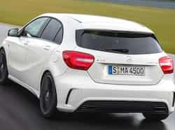 Mercedes Benz A45 AMG photo gallery Mercedes Benz A45 AMG photo gallery