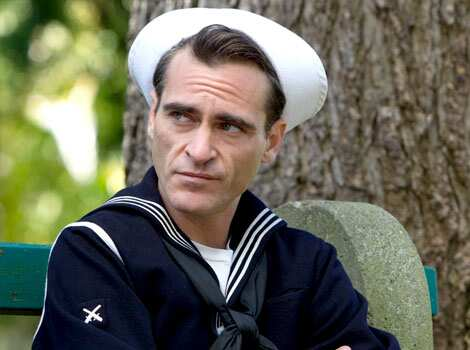 Gladiator star Joaquin Phoenix plays a naval veteran who arrives home from war unsettled and uncertain of his future in the film The Master. Oscar nominations 2013: Best Actor
