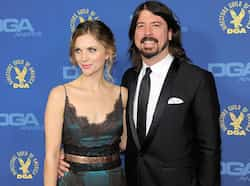 Dave Grohl, right, and Jordyn Blum arrive at the 65th Annual Directors Guild of America Awards at the Ray Dolby Ballroom in Los Angeles. Photo by Chris Pizzello/AP Feb 3: Day in pics