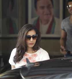 Bollywood actress Sophie Chaudhary leaves actor Sanjay Dutt