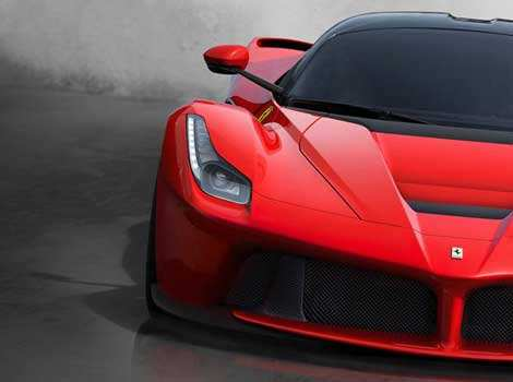 Ferrari LaFerrari photo gallery Ferrari LaFerrari photo gallery