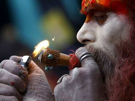 Lord Shiva Smoking Wallpapers Lord Shiva Smoking Chillum