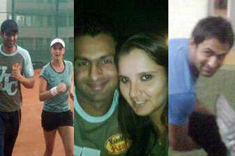 Now, Sania tweets her personal pictures | india | Hindustan Times