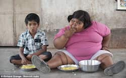 Fat Indian girl