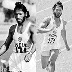 SPOTTED! Farhan Akhtar as Milkha Singh